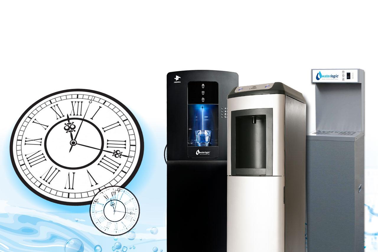 Dur e de vie et renouvellement de son parc de fontaines - Duree de vie d un frigo ...