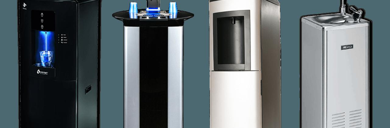 Fournisseur de fontaines à eau pour entreprise