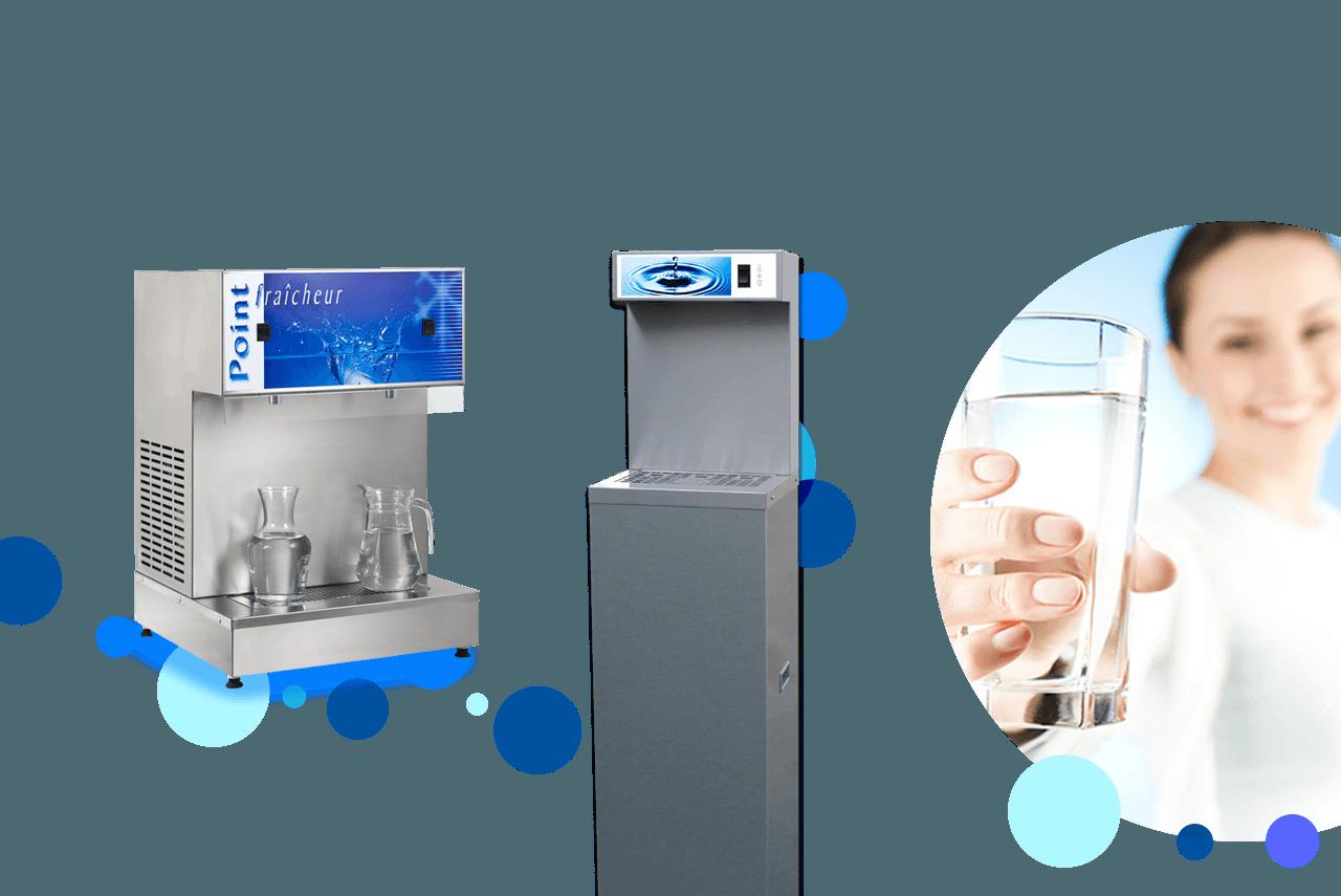 eau fraiche industrie