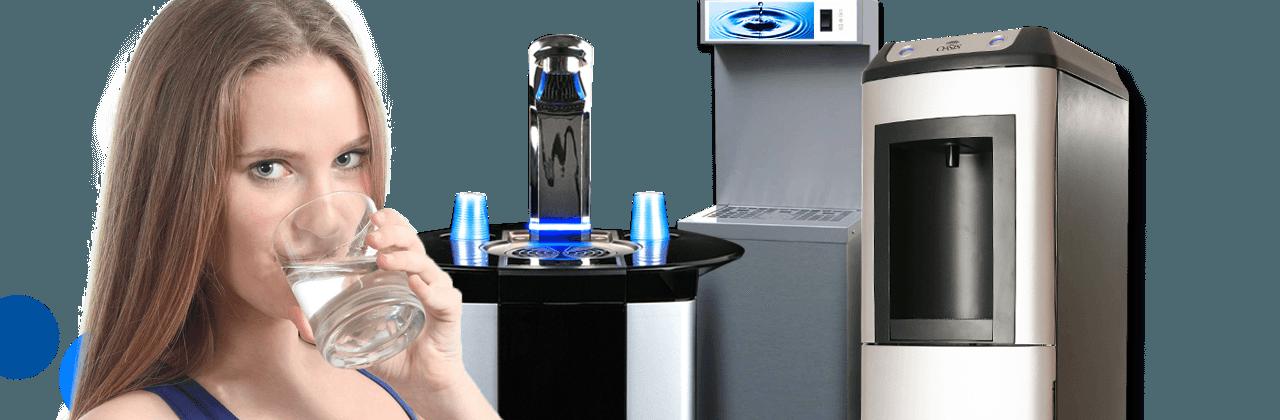 Fontaine à eau fraiche à détente directe : un refroidisseur d'eau instantané !